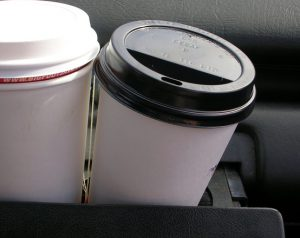 Coffee to Go im Pappbecher